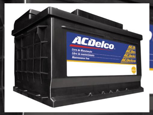 Baterias AC Delco em São Paulo - Marvan Baterias Automotivas