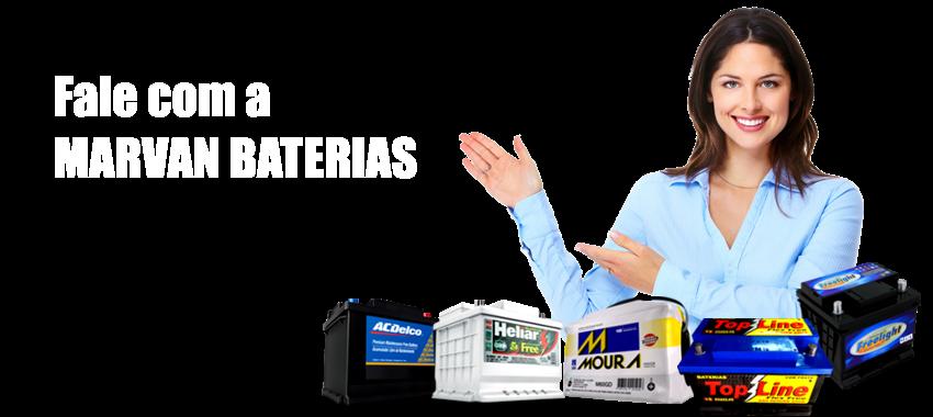 Marvan Baterias Automotivas Central de Atendimento